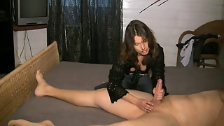 Hd Amateur Slow Sensual Handjob
