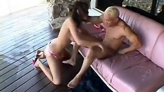 She Wants Cock And She Gets It