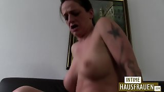 Brunette Mature Gets Fucked