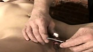 Natural Tits Anal Punishment