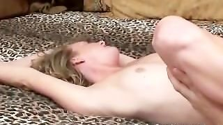 Mature Amateur Girl Facial