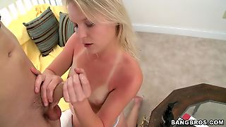 She Loves Yanking The Cock