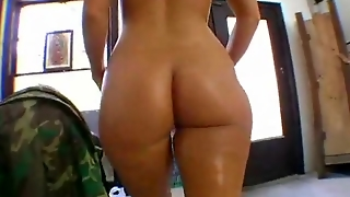 Anal, Threesome, Big Ass, Ass, Big Butt, Blonde