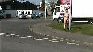 Public Flashing In Our Street.