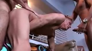Group Big Cock Fucking