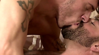Icon Male Gorgeous Males Fucks With A Cumshot