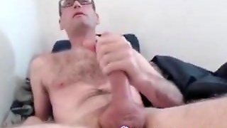 Str8 Huge Dick Daddy