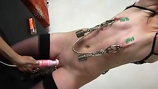 Complete Bdsm Session For The Orgasm